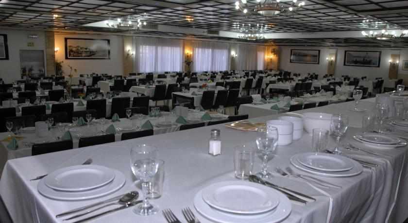 חדר אוכל מלון עדן בטבריה