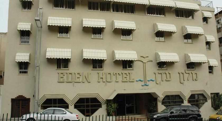 מלון עדן בטבריה