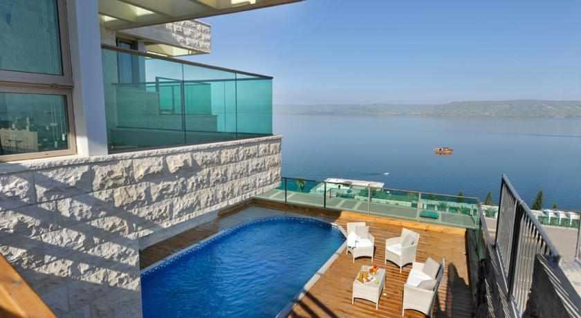מלון נופים טבריה
