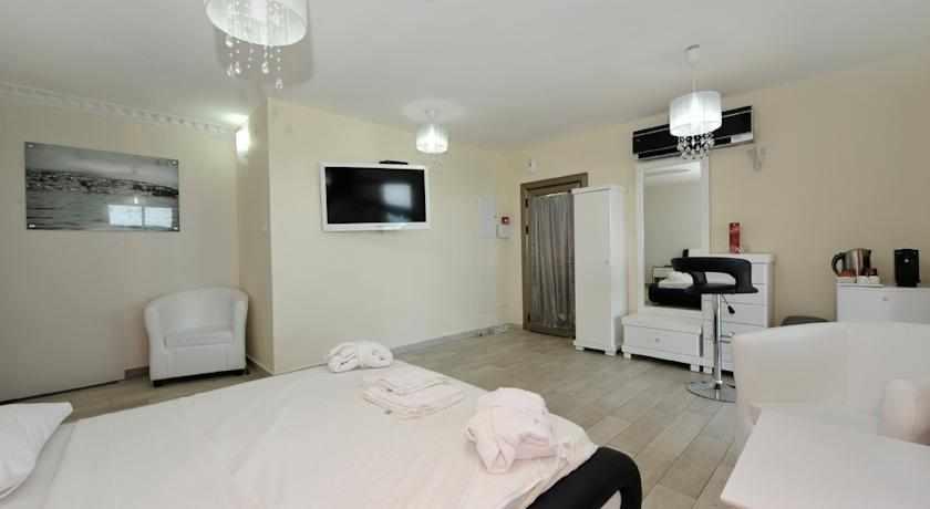 חדר זוגי מלון נופים טבריה