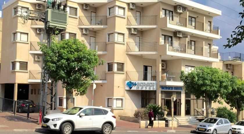 מלון ברגר בטבריה