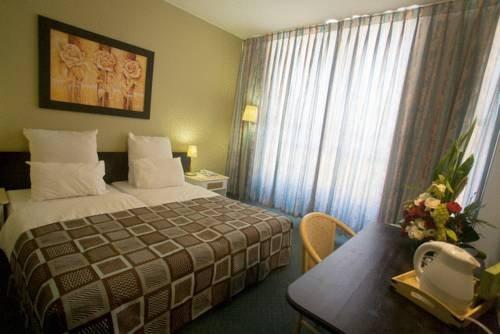 חדר זוגי מלון סי הוטל טבריה