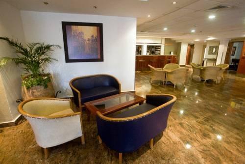 לובי מלון סי הוטל טבריה