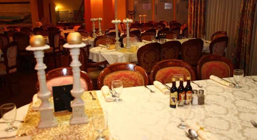 ארוחת ערב דונה גרציה טבריה