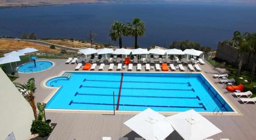 מלון גולן בטבריה