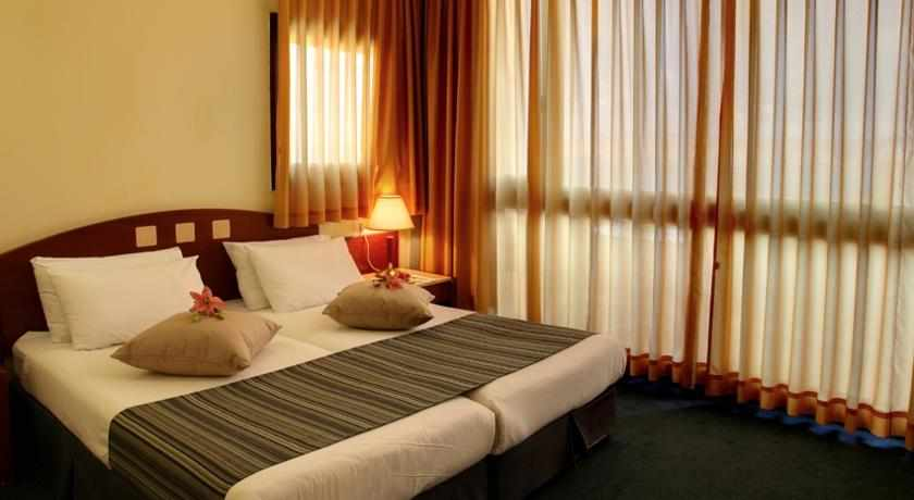 חדרים זוגיים מלון גולן טבריה