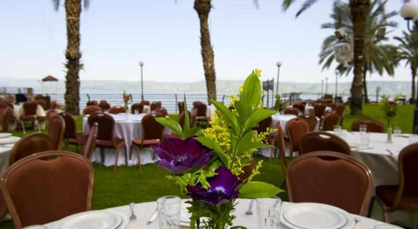 אירועים מלון לאונרדו טבריה