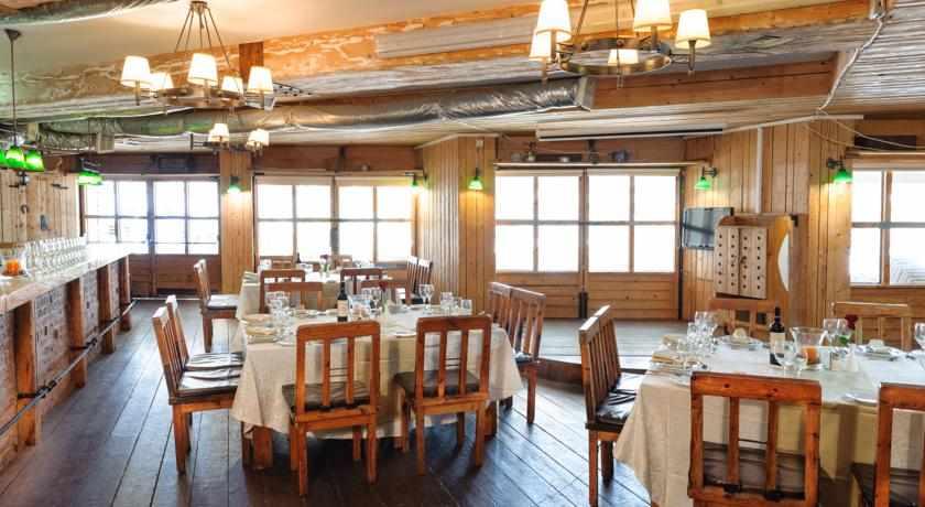 חדר אוכל לאונרדו פלאזה טבריה