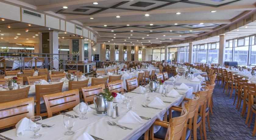 חדר אוכל מלון רימונים מינרל טבריה