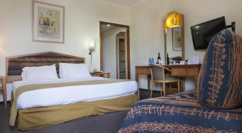 חדר זוגי מלון רימונים מינרל טבריה