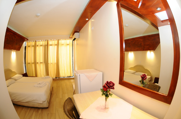 חדר במלון פלטרין טבריה