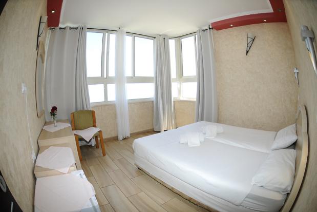 חדר זוגי מלון פלטרין טבריה