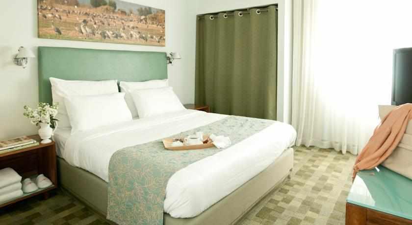 חדר זוגי מלון פרימה גליל טבריה