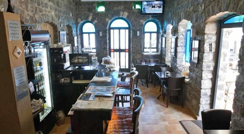 מסעדה מלון שירת הים בטבריה